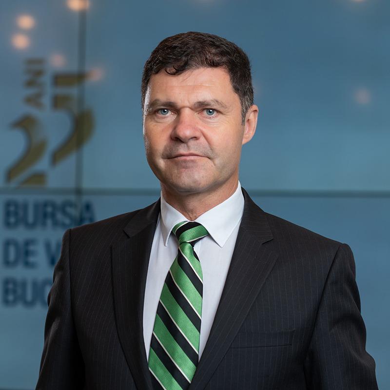 Radu Hanga - Presedinte al Consiliului de Administratie - Bursa de Valori Bucuresti